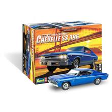 Revell 14492 - 1969 Chevelle 396 1/25 Model Kit