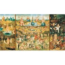 Educa 9000 Parça The Garden of Earthly Delights