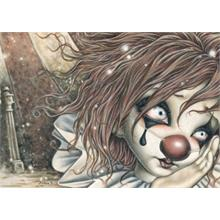 Heye 1000 Parça Puzzle Red Nose, Misty Circus