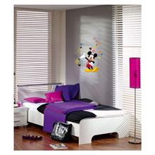 Twin Seven Mickey Mouse 2'Li Duvar Stickerı