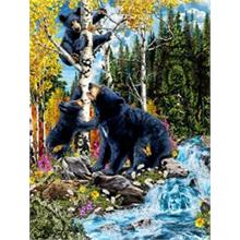 Masterpieces 500 Parça Puzzle Fall Frolic