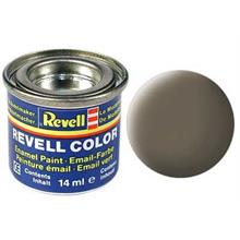 Revell Olive Brown Mat 14 ml Maket Boyası