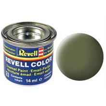 Revell Dark Green Mat Raf 14 ml Maket Boyası