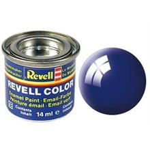 Revell Ultramarine-Blue Gloss 14 ml Maket Boyası