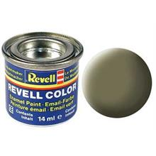 Revell Light Olive Mat 14 ml Maket Boyası