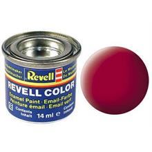 Revell Carmine Red Mat 14 ml Maket Boyası
