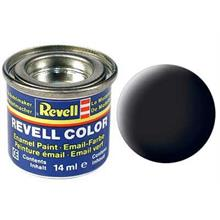 Revell Black Mat 14 ml Maket Boyası