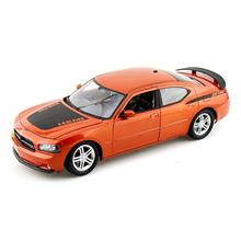 Welly 1:18 Model Araba 2006 Dodge Charger Daytona R/T Hemi Bakır Rengi
