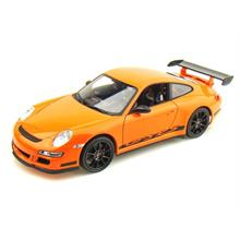 Welly 1:18 Model Araba Porsche 911 (997) GT3 RS Turuncu