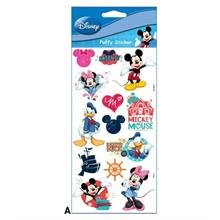 Twin Seven Disney Mickey Mouse Puffy Sticker