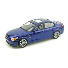 Maisto 1:18 Ölçek Model Araba Bmw M5 Special Edition Mavi