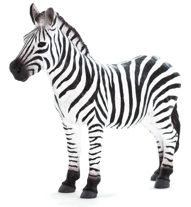 Animal Planet Zebra Model