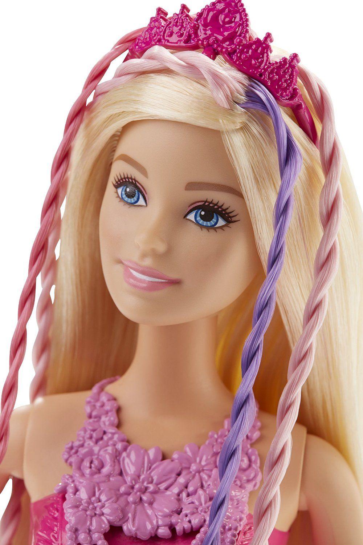 Barbie Bebek En Uzun Sacli Prenses