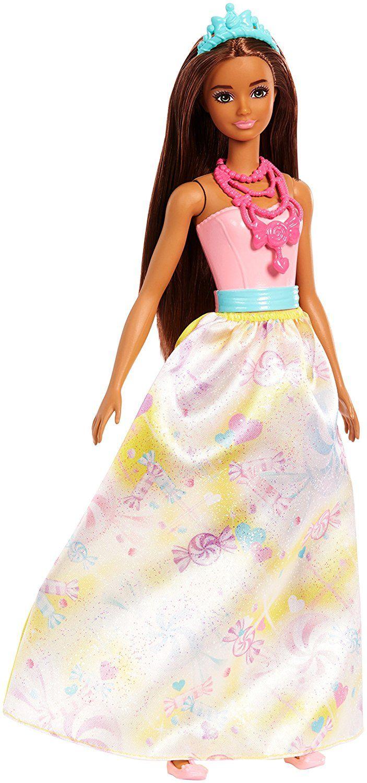 Barbie Dreamtopia Seker Prenses Barbie Bebek