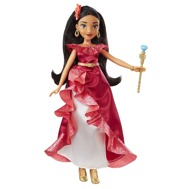 Disney Prenses Elena Figur Oyuncak Bebek