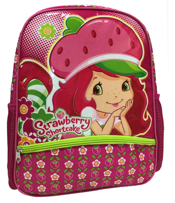 Strawberry Shortcake Cilek Kiz Simli Okul Cantasi Kiz Cocuk