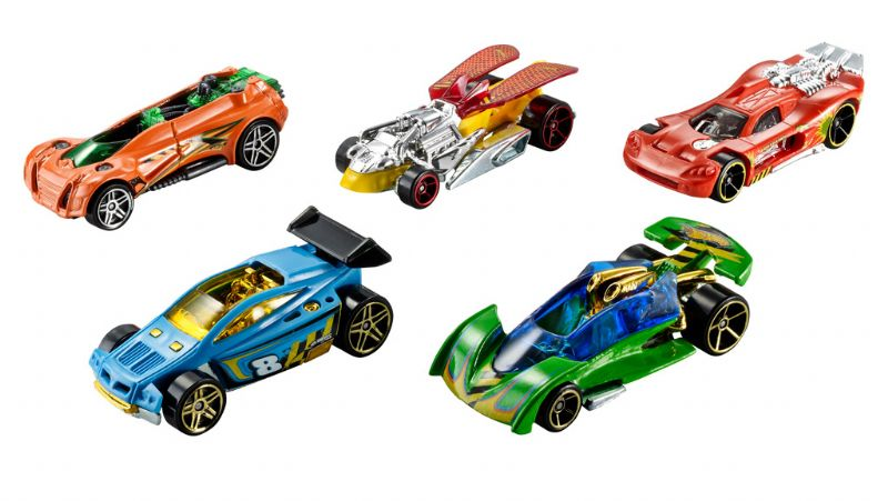 Oyuncak Hot Wheels Tekli Arabalar